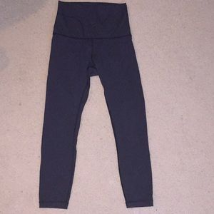 Lululemon leggings cropped